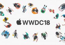 Locandina Apple WWDC 2018