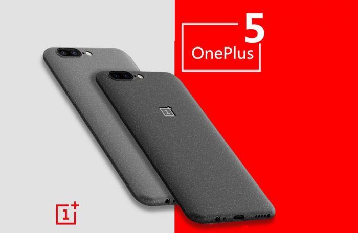 OnePlus 5, cover che aumenta l'autonomia fino a 8.000 mAh