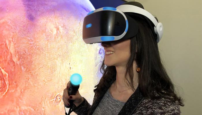 PlayStation VR sbarca al Museo di Milano