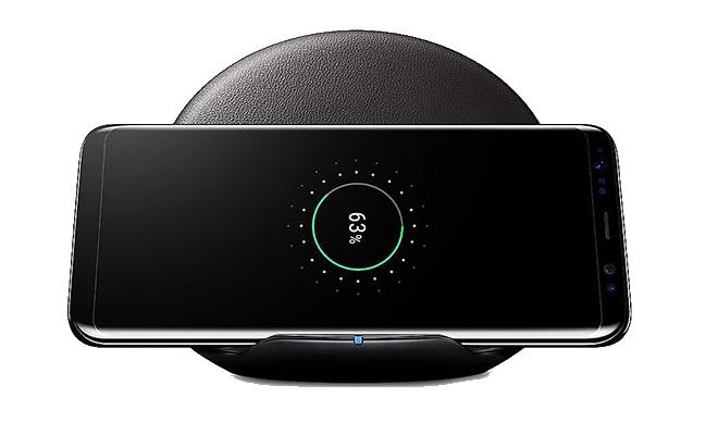 In anteprima il nuovo caricatore wireless di Galaxy S9