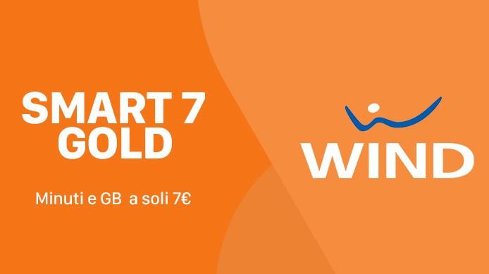 Domani ultimo giorno per attivare Wind Smart 7 Gold