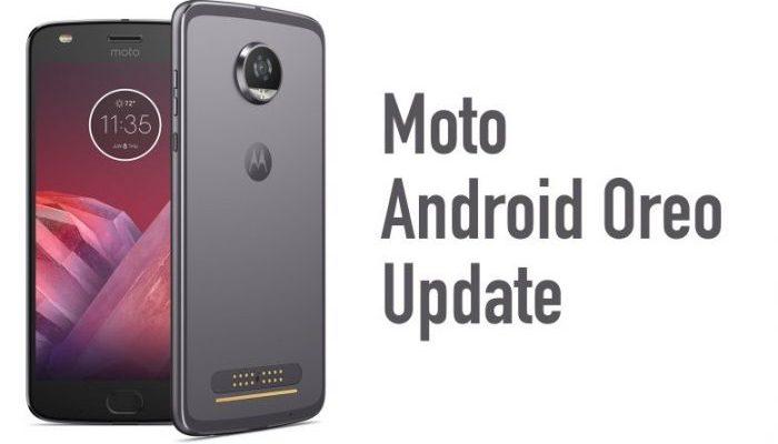 Android 8.0 Oreo in fase di rollout su alcuni dispositivi Motorola