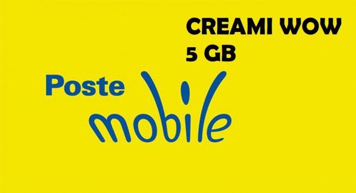 Creami Wow 5 GB prorogata fino al 18 febbraio