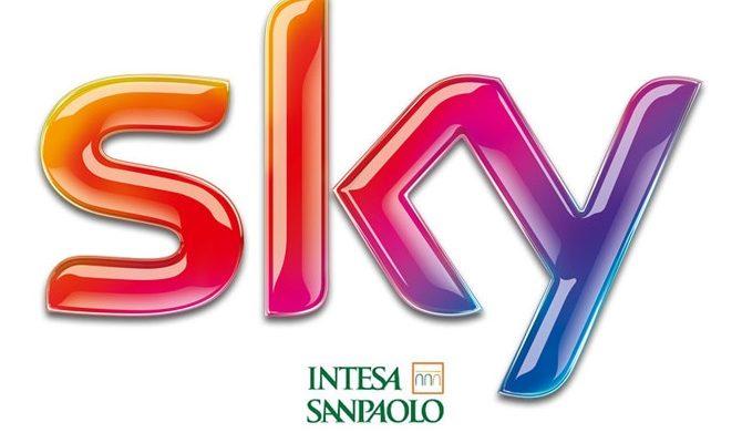 Sky a 9 euro al mese con Intesa Sanpaolo