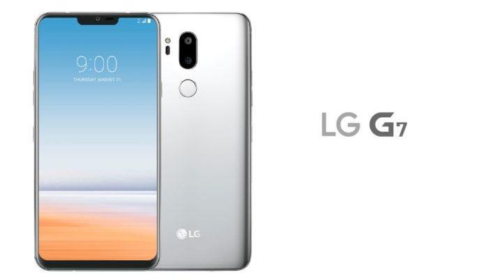 LG G7, gli utenti non vogliono il Notch