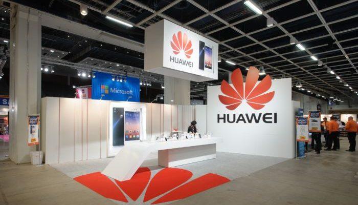 Huawei sta lavorando ad uno smartphone con una memoria mai vista