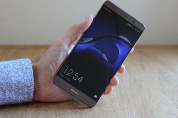 Android P Huawei EMUI 9.0