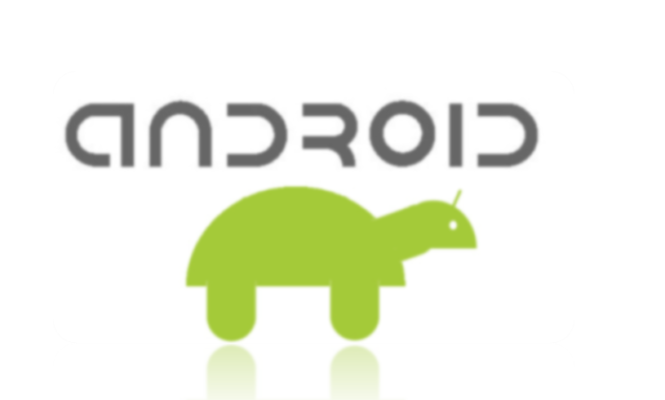 Android smartphone lento