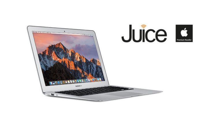 Juice sconta Apple iPad e MacBook Air per la festa del papà