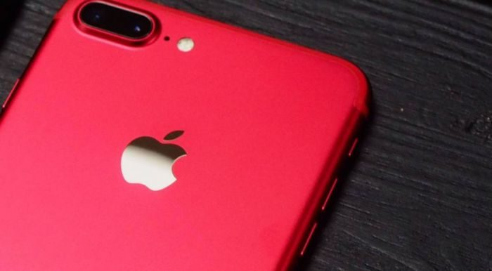 iPhone RED Edition sta arrivando