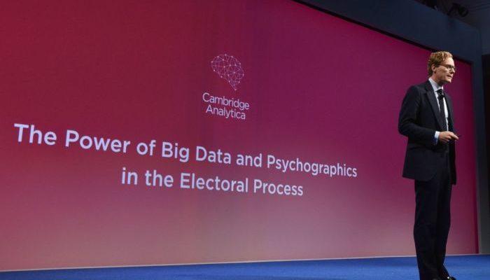 Cambridge Analytica non ha ancora cancellato i dati degli utenti