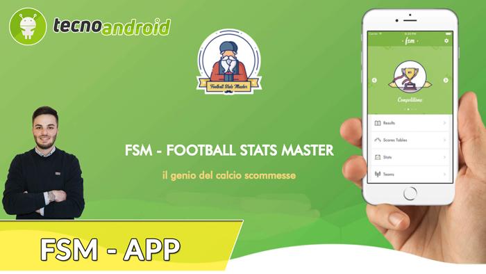 FSM - Football Stats Master