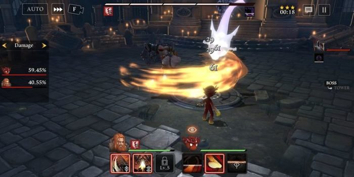 Heir of Light applicazioni Android