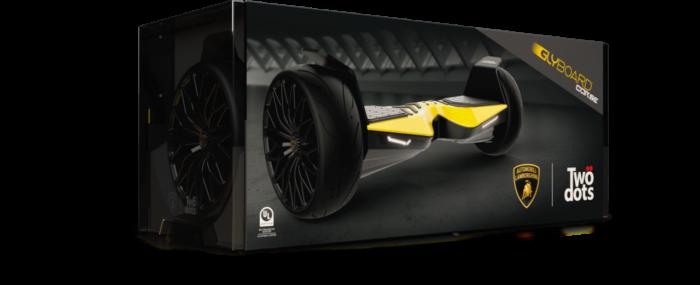 Hoverboard Lamborghini