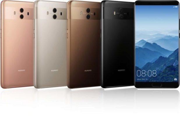 Huawei Mate 10 mate 10 Pro
