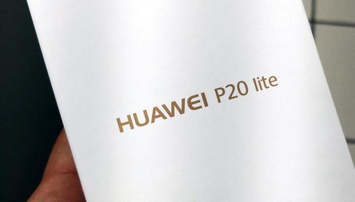Huawei P20 Lite da Unieuro