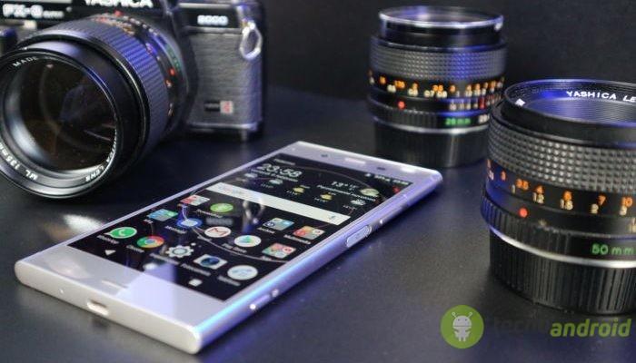 Sony Xperia XZ1 in sconto per il Black Friday