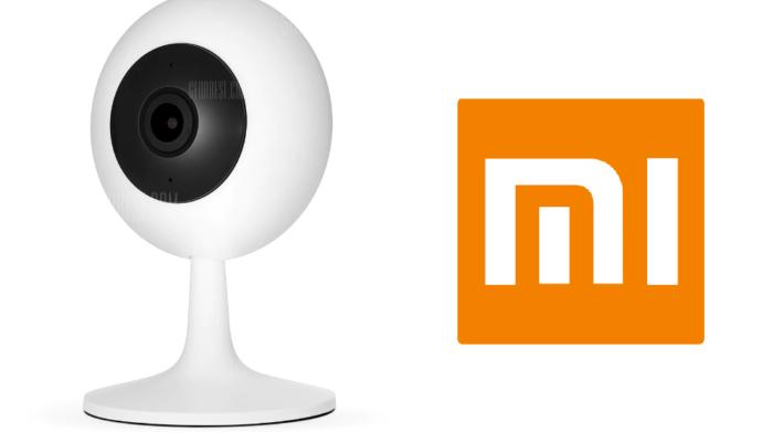 Videocamera di sorveglianza Xiaomi a soli 21 euro