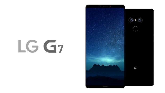Il Notch di LG G7 potrebbe essere opzionale