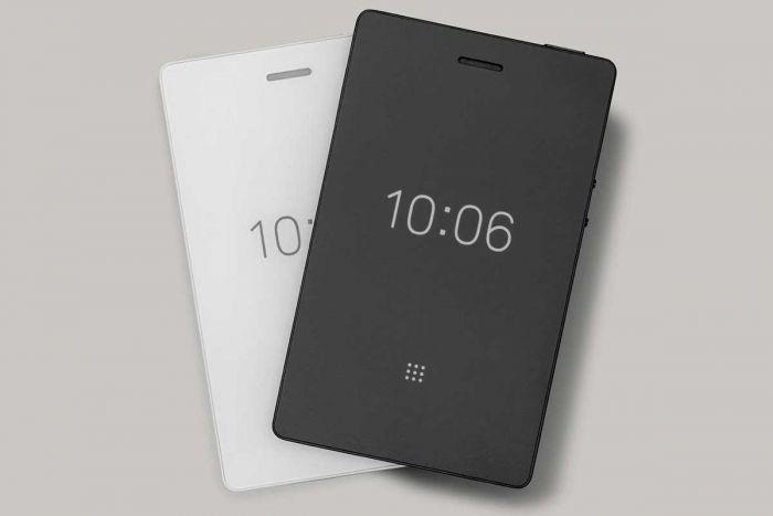 light phone 2 il successore un po 39 meno minimale del. Black Bedroom Furniture Sets. Home Design Ideas
