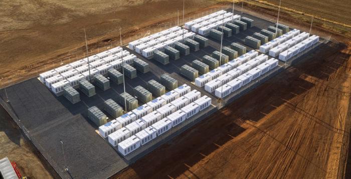L'impianto Tesla della più grande batteria al mondo