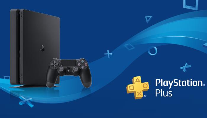 PS4 con Playstation Plus