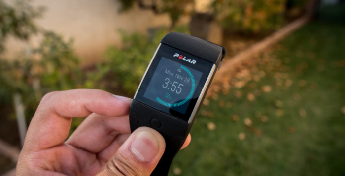 Polar M600 smartwatch Android Wear