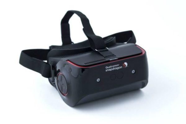 Qualcomm HMD VR