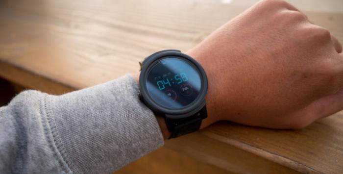 TicWatch E smartwatch Android wear economico