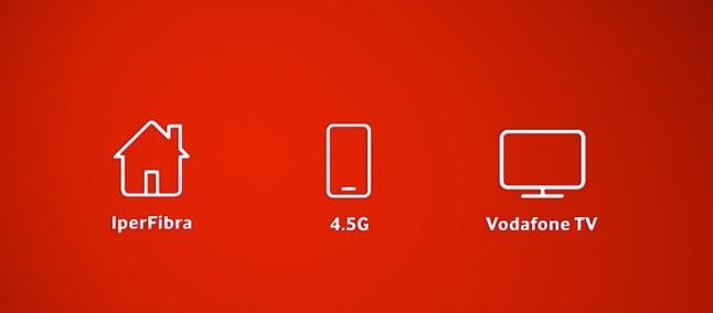 Vodafone One truffa