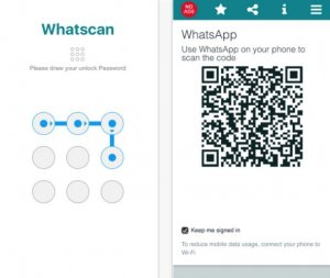 Whatscan spiare Whatsapp