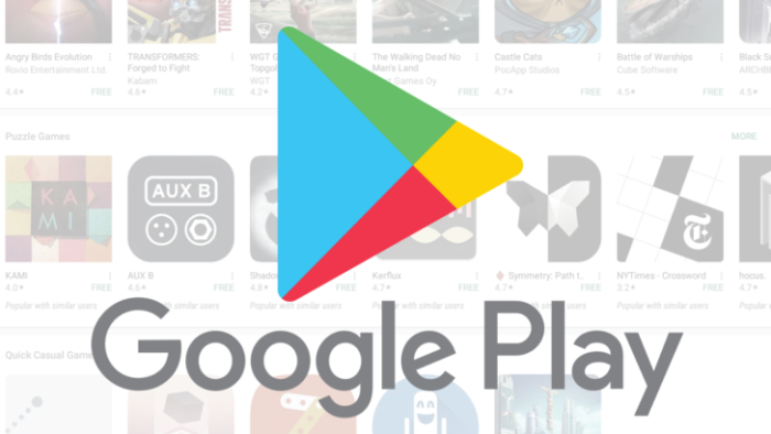 applicazioni gratis Android Google Playstore