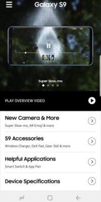 applicazioni gratis Galaxy S9