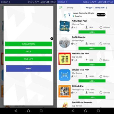 applicazioni gratis play store