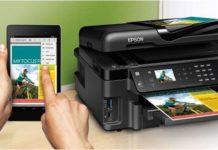 come stampare da smartphone Android