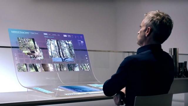 Dispositivo di emissione di luce atomica apre la possibilità di creare schermi invisibili
