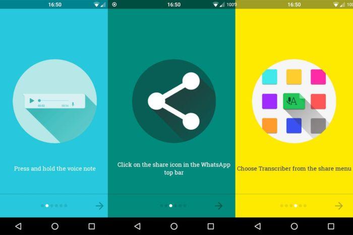 WhatsApp, finalmente la tanto attesa app che converte i messaggi vocali in testo
