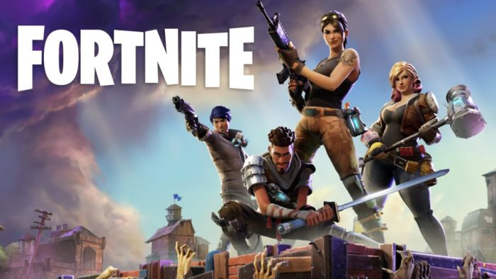 fornite epic games
