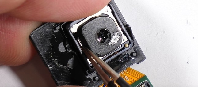 fotocamera Galaxy S9