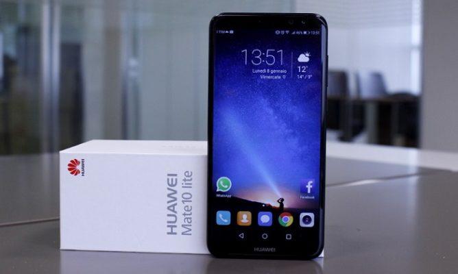 Huawei Mate 10 Lite-