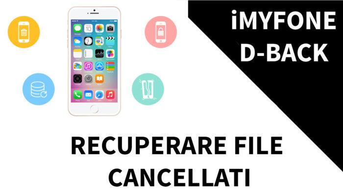 iPhone: recuperare file cancellati