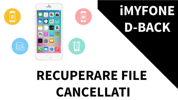 Iphone Unapplicazione Permette Di Recuperare Qualsiasi