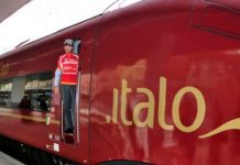 Italo Treno offre uno sconto del 40%