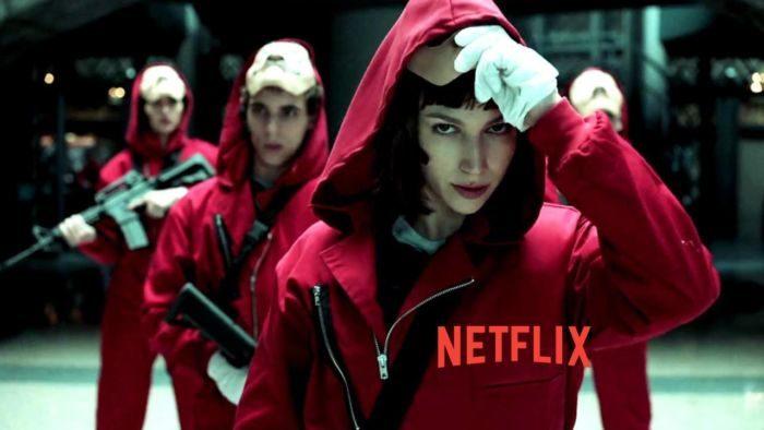 Netflix, dal 6 aprile torna La Casa di Carta