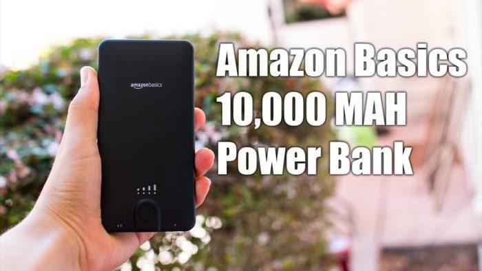 Amazon ha richiamato 6 modelli di Power bank