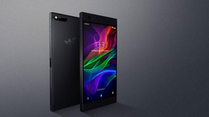 Nel mese di aprile arriverà Android 8.1 Oreo su Razer Phone