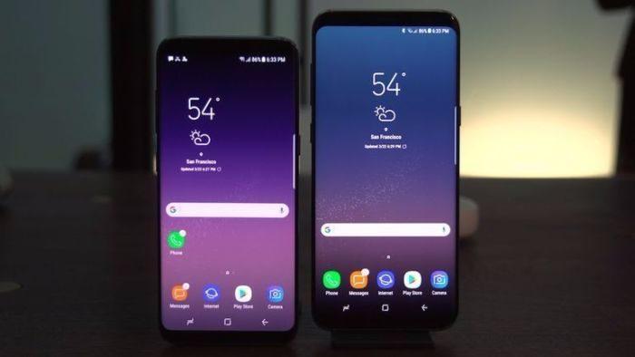 Galaxy S8 e S8 Plus ricevono le patch di sicurezza di marzo