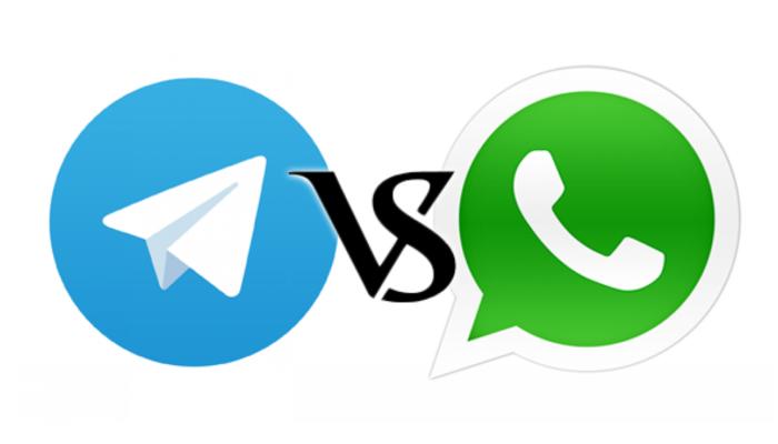 Telegram o WhatsApp?