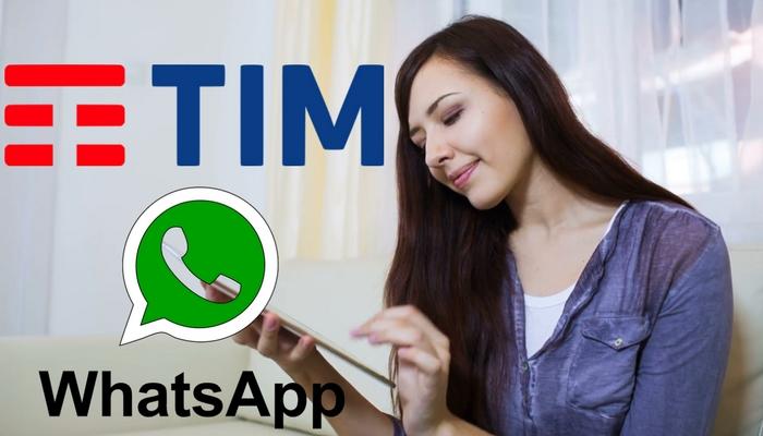 tim whatsapp