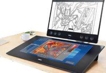 """Dell e la """"tela della creatività digitale"""": si chiama Canvas e non è solo un tablet"""